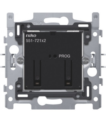 Connected 2 fold switch - 551-72102 - Niko Home Control