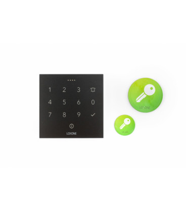 Loxone NFC Code Touch Antracite - 100306 - Tree